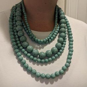 BaubleBar Trendy Beaded necklace